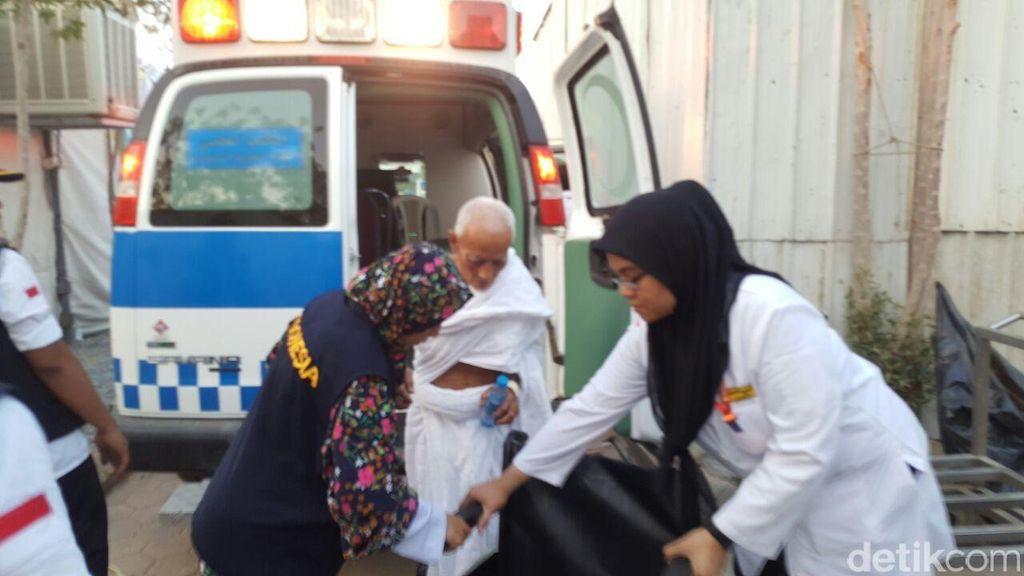 Jemaah Haji Sakit di Saudi Menanti Pemulangan ke Indonesia