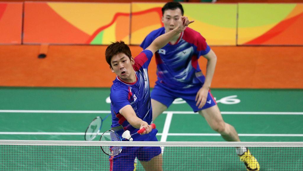 Perpisahan Manis Lee Yong Dae