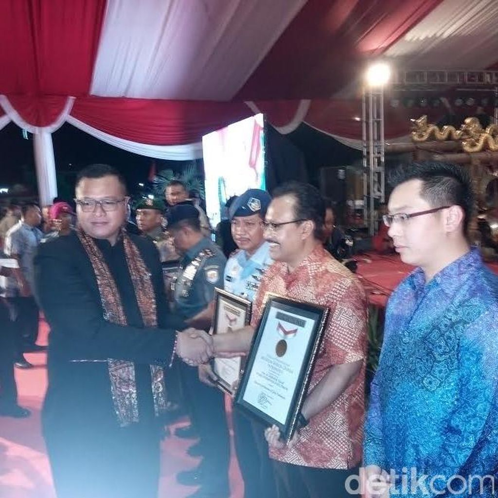 Selamat, Ngopi Bareng TNI di 1.200 Warkop Pecahkan Rekor Muri