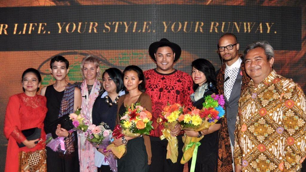 Di LA Fashion Week, Karya Indonesia Unjuk Keunggulan