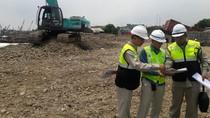 Pemerintah Bangun Tanggul Anti Banjir Rob 2,2 Km di Cilincing, Ini Penampakannya