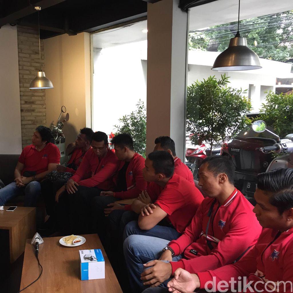 Tiga Bulan Tak Gaji Pemain, Garuda Bandung Cari Investor