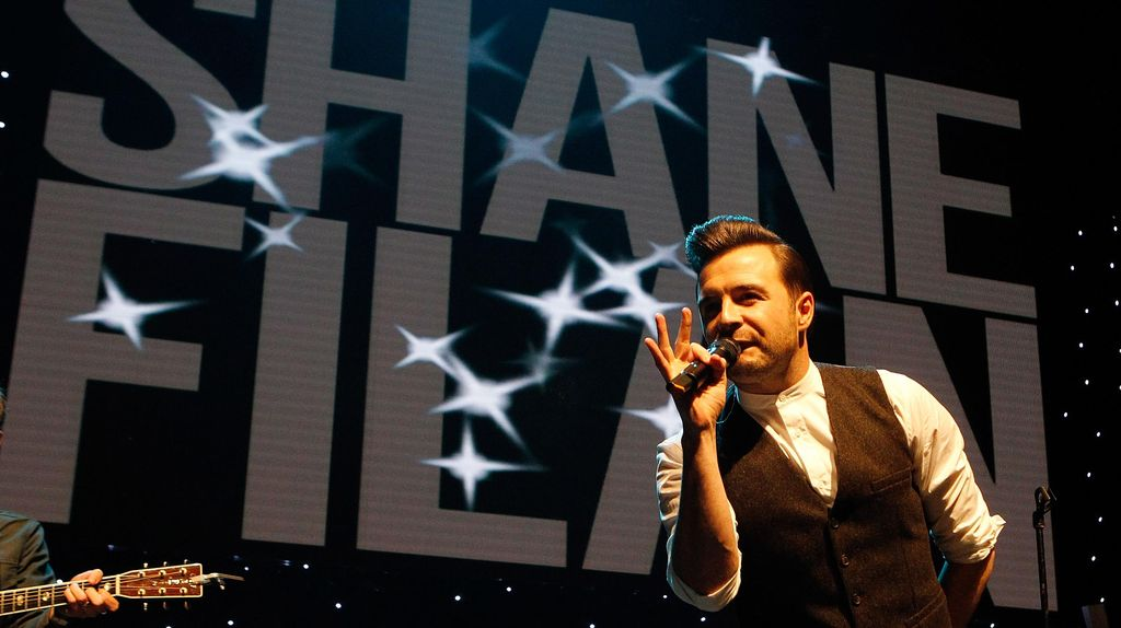 Tak Ada Reuni dengan Westlife, Shane Filan Janji Rilis Single Tahun Depan