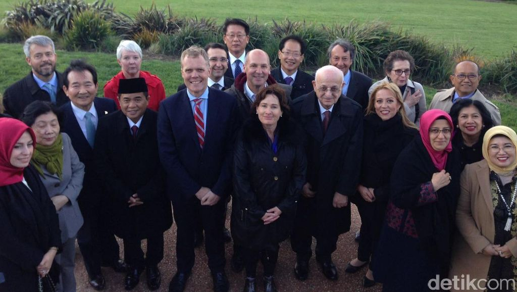 Ketua DPR dan Presiden Senat Australia Soroti Mafia Daging Sapi