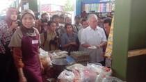 Usai Panen Jagung, Duet Mendag dan Mentan Blusukan ke Pasar di Kebumen