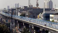 Dibangun Awal Tahun Depan, Tol Melayang Jakarta-Cikampek Telan Rp 14 T