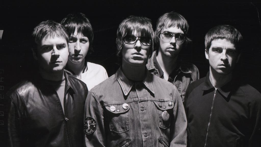 Oasis Terbitkan Lagu-Lagu yang Belum Dirilis