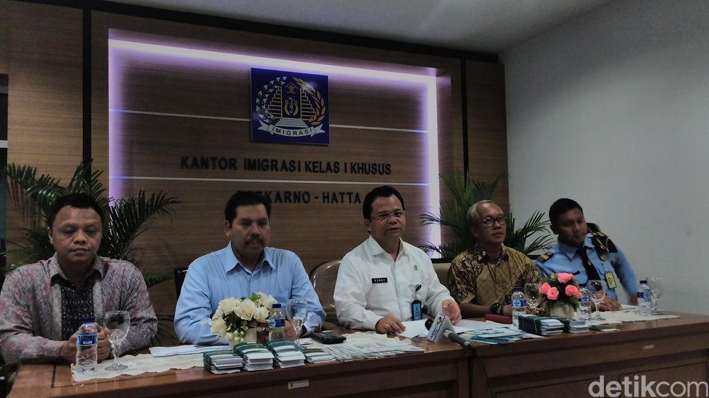 Imigrasi Soekarno-Hatta Cegah 54 Calon TKI Ilegal yang Akan ke Timur Tengah