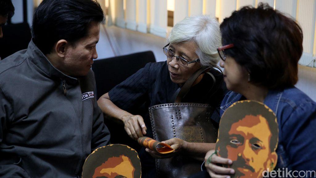 Kemensesneg: KIP Perintahkan Kami Umumkan Tidak Miliki Dokumen TPF Munir