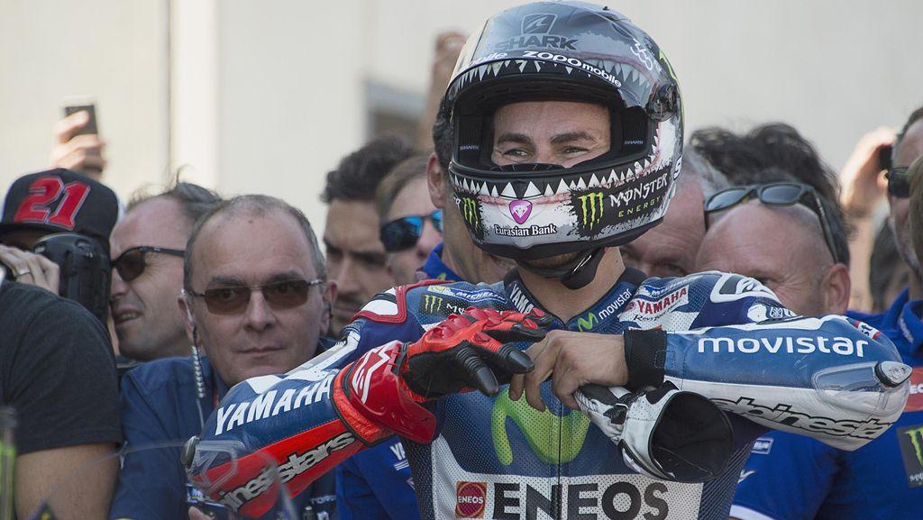 Larang Lorenzo Tes dengan Ducati di Jerez, Yamaha: Hubungan Kami Tetap Baik