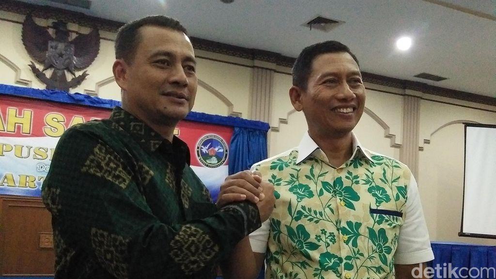 Mayjen Tatang Jadi Pangdam, Kini Kapuspen TNI Dijabat Brigjen Wuryanto