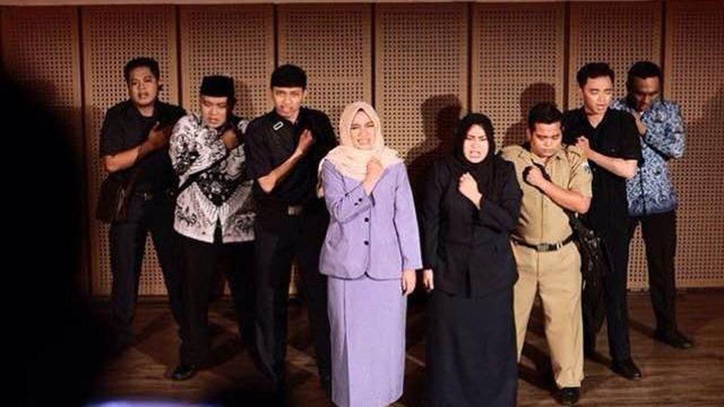 Drama Musikal Potret Guruku Digelar Februari 2017