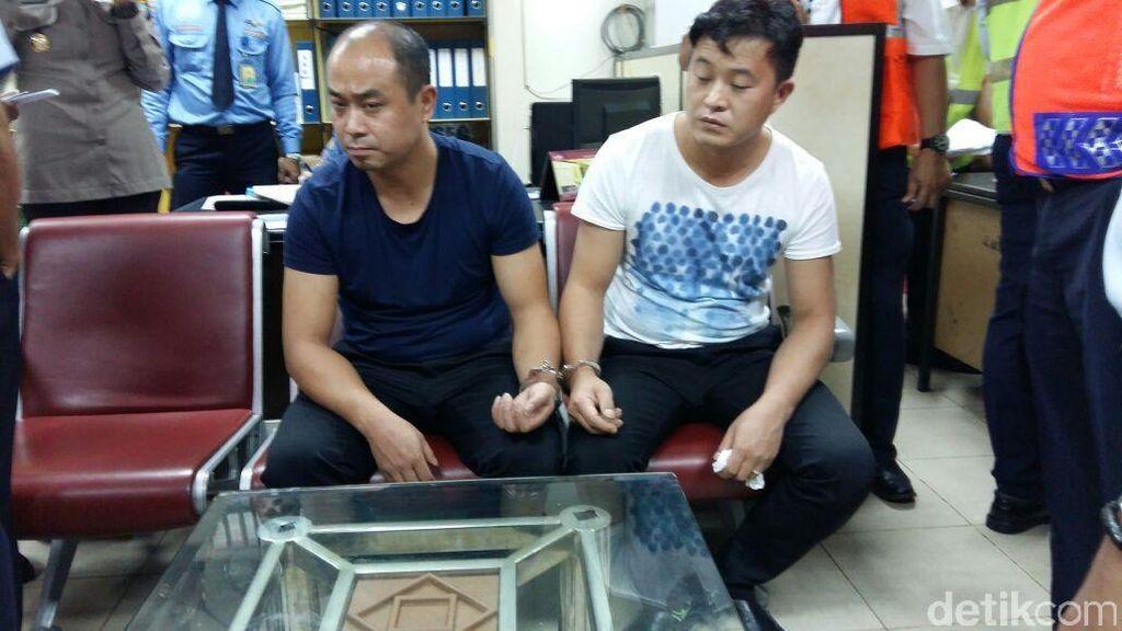 2 WN China Diamankan karena Curi Tas Penumpang dalam Penerbangan Jakarta-Batam