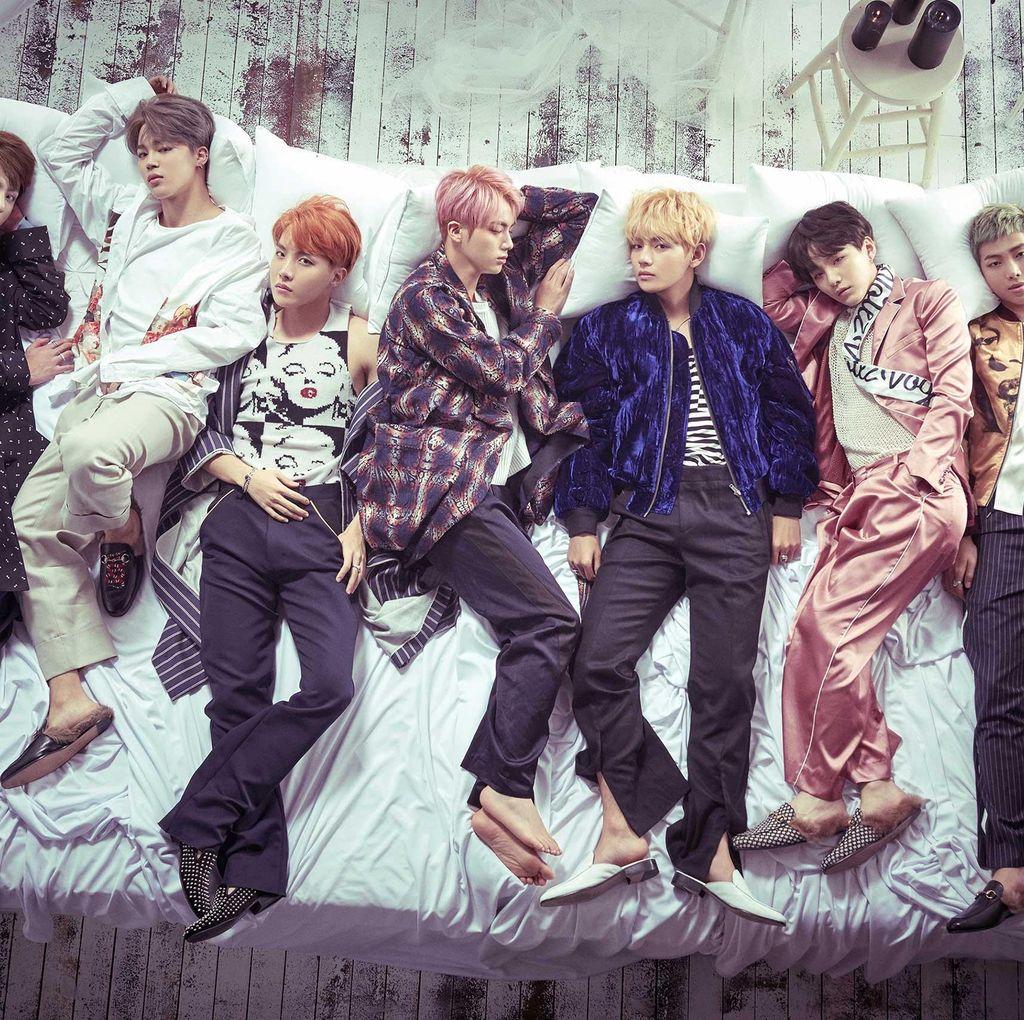 Album Baru BTS Rajai Chart iTunes di 27 Negara