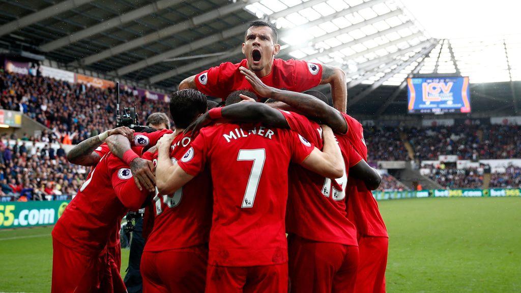Liverpool Mampu Kalahkan Siapapun