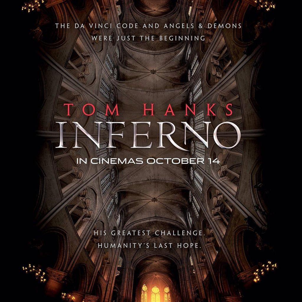 Inferno: Petualangan Robert Langdon Berikutnya