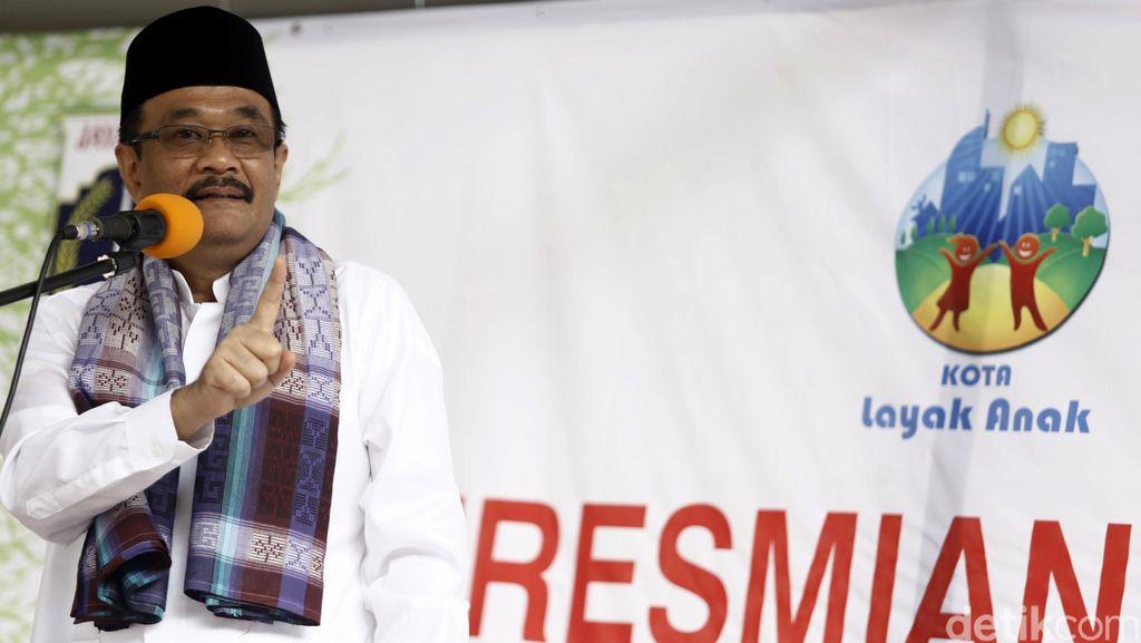 Djarot Siap Blusukan Selama Kampanye Pilgub DKI 2017