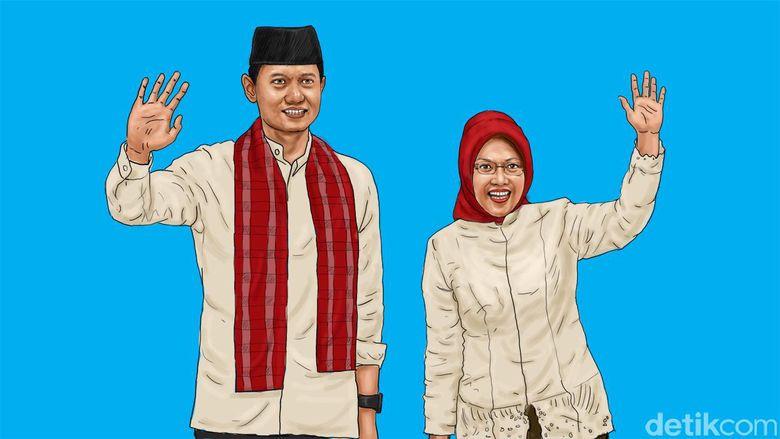 Agus Yudhoyono: Kita Ingin Jadi Agen Perubahan Untuk Jakarta