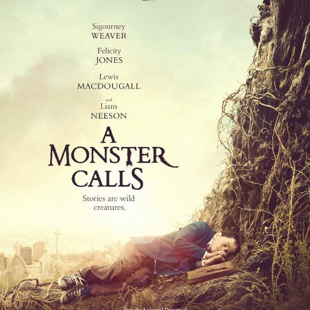 A Monster Calls: Dongeng Monster Pohon yang Mencerahkan