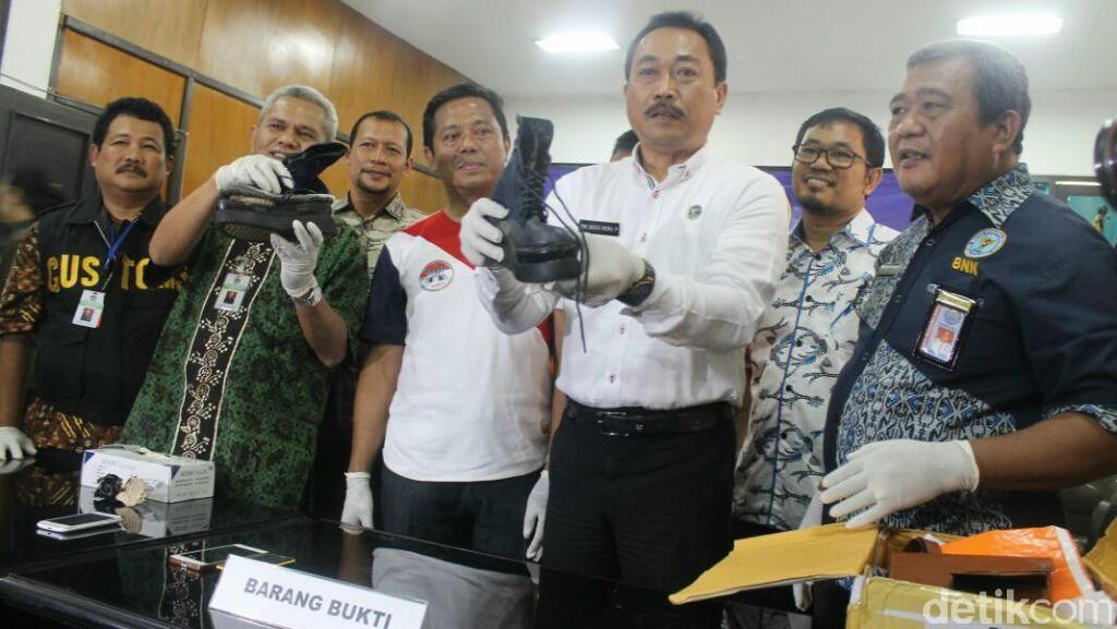 Selundupkan 180 Gram Sabu dari Thailand, Kakak Beradik ini Ditangkap BNN Jateng