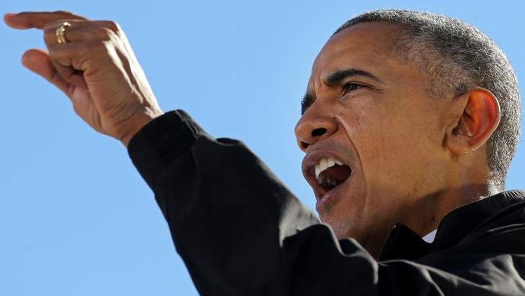 Donald Trump Sebut Pilpres AS Akan Dicurangi, Ini Kata Obama