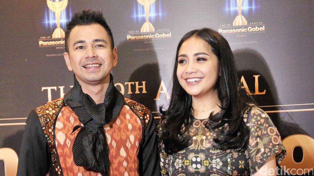 Sahabat Doakan Raffi Ahmad dan Nagita Slavina Langgeng