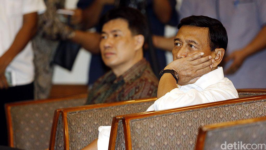 2 Tahun Pemerintahan Jokowi-JK, Wiranto: Kita Baru Mulai Reformasi Hukum