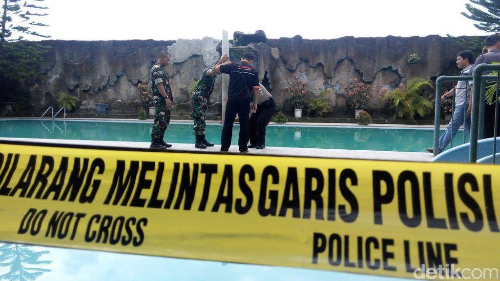 Siswa SD Ditemukan Tewas Tenggelam di Kolam Renang