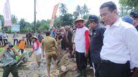 Dua Tahun Jokowi-JK, Mentan: 76% Petani Puas