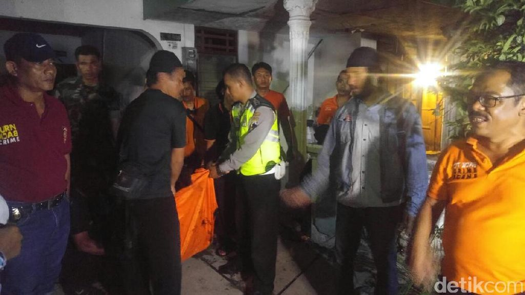 Penyandang Tuna Netra Ditemukan Tewas Terbakar di Semarang