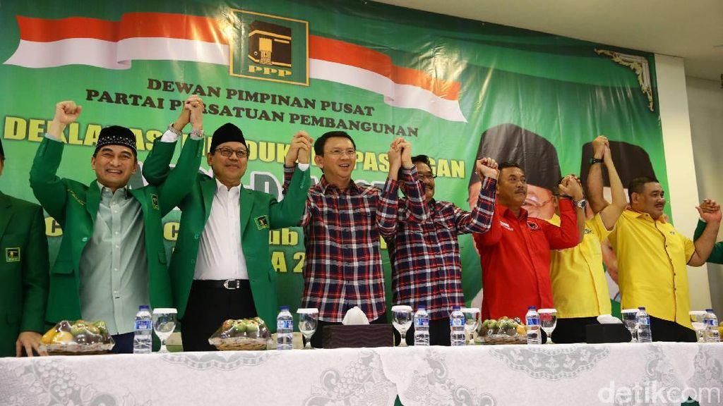 PPP Djan Beberkan Landasan Dukung Ahok-Djarot