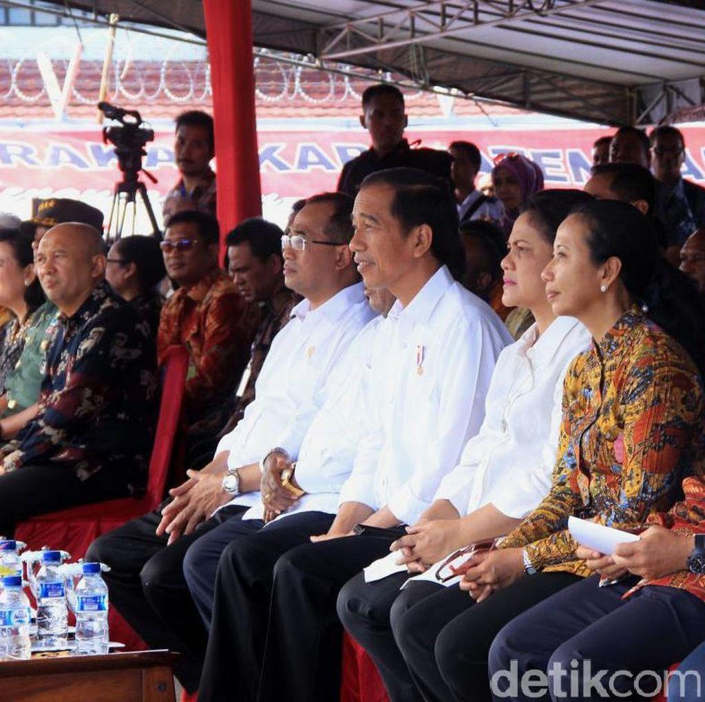 PDIP: Dukungan Rakyat dan Parlemen Semakin Kuat untuk Jokowi-JK