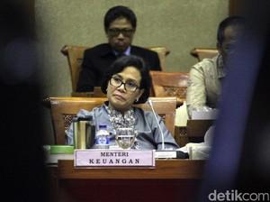 DPR Setuju Anggaran Kemenkeu Rp 40,77 Triliun