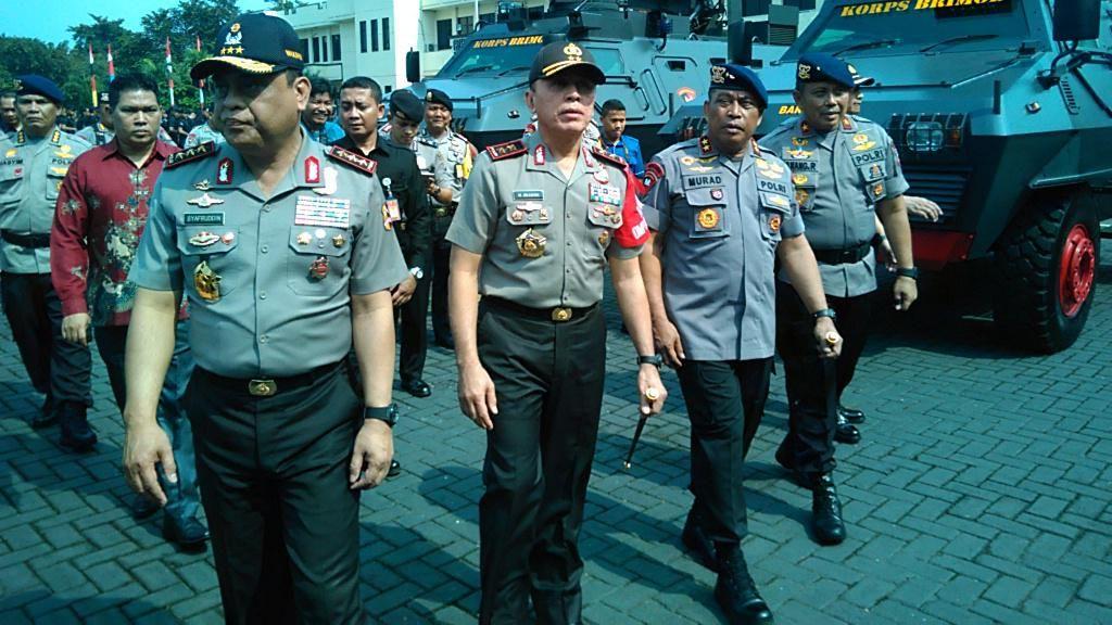 Wakapolri: Indonesia Negara Paling Aman di Dunia