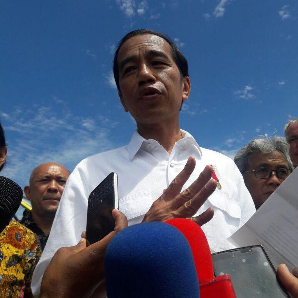 Lewat Twitter, Presiden Jokowi Ajak Masyarakat Lapor Praktik Pungli