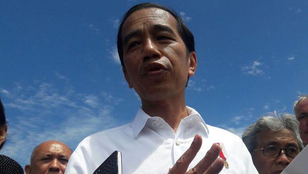 Surat Presiden Soal RUU Pemilu Diteken Setelah Jokowi Tiba di Jakarta