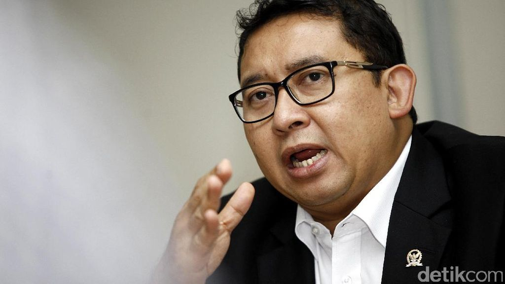 Fadli Zon Usulkan Dana Bantuan Parpol Naik Jadi Rp 5 Ribu per Suara