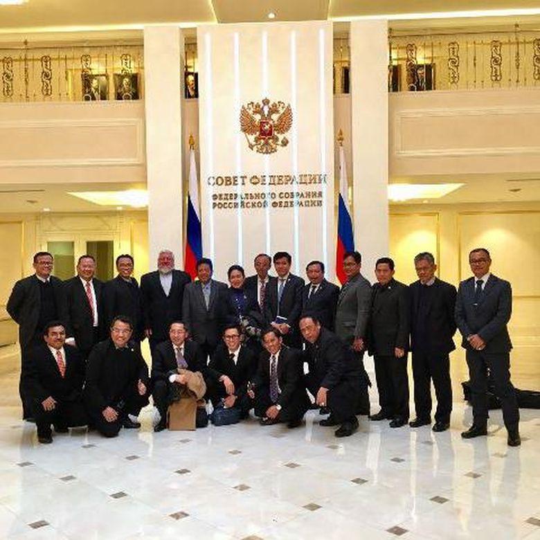 DPR Sepakat Perkuat Kerja Sama RI-Rusia Di Bidang Pertanian Dan Perikanan