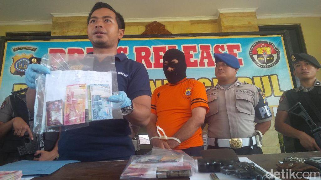 Perwira Polisi di Yogya yang Miliki Uang Palsu Rp 71 Juta Terancam Dipecat