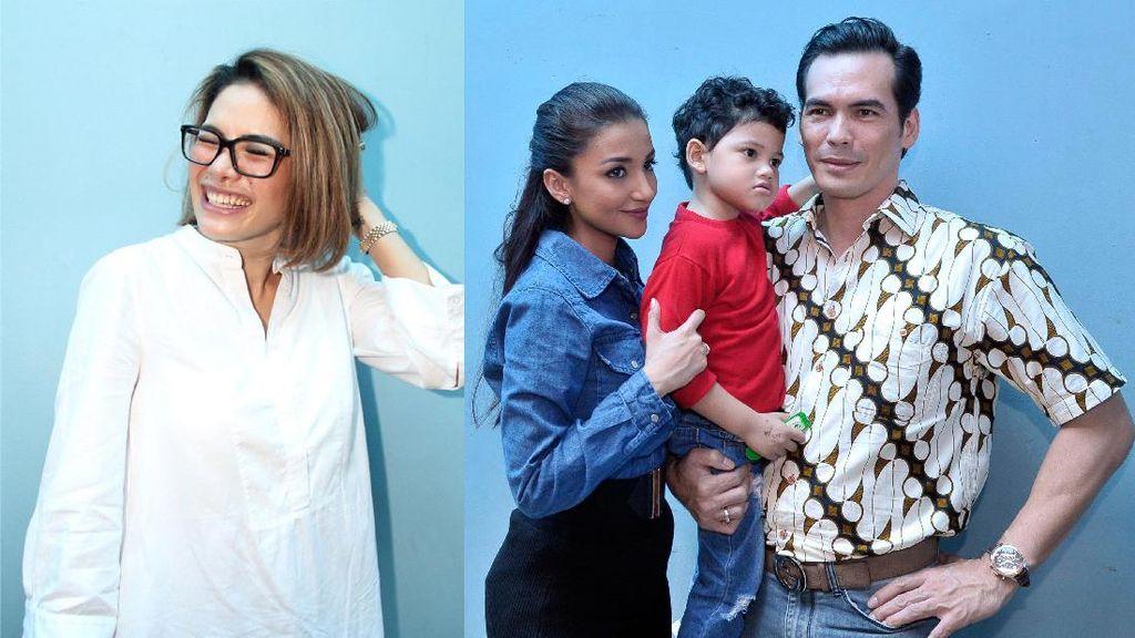 Nikita Mirzani Lagi Happy, Keluarga Harmonis Atalarik Syah