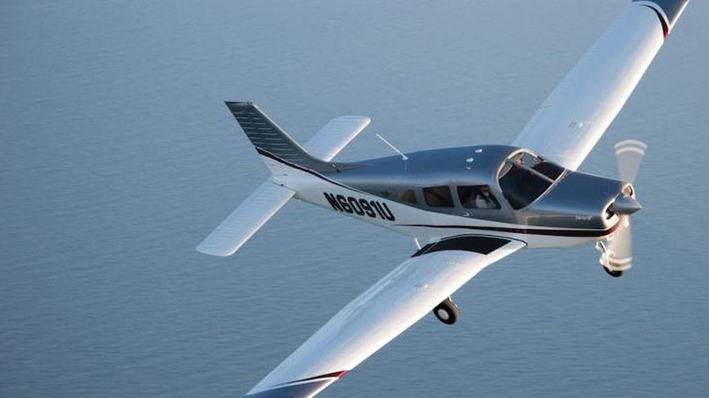 Pesawat Latih Jatuh di Tunggul Wulung Cilacap, Instruktur dan Siswa Selamat