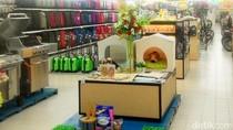 Aneka Kebutuhan Hewan Peliharaan di Transmart Carrefour