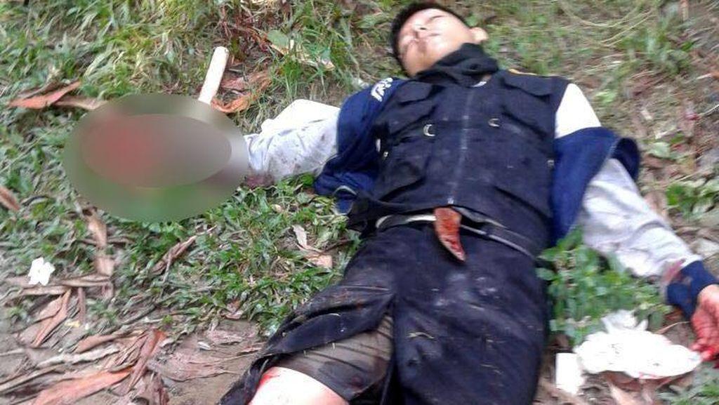 Penusuk Kapolsek Tangerang Disebut Bawa Pistol Kakaknya