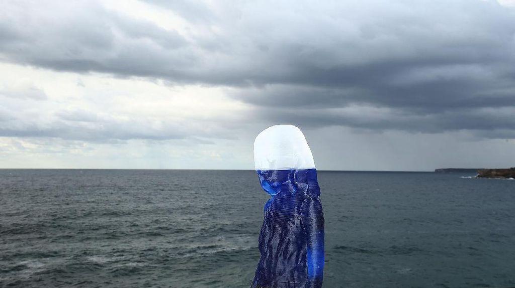 Patung Keren nan Unik di Pantai Sydney