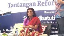 Tak Cuma Bikin Heboh, Ini Hasil Kerja Susi di 2 Tahun Jokowi-JK