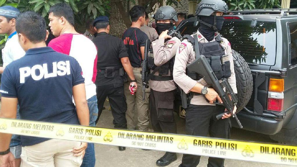 Telusuri Serangan di Tangerang, BNPT: Kami Sudah Sedikit Tahu
