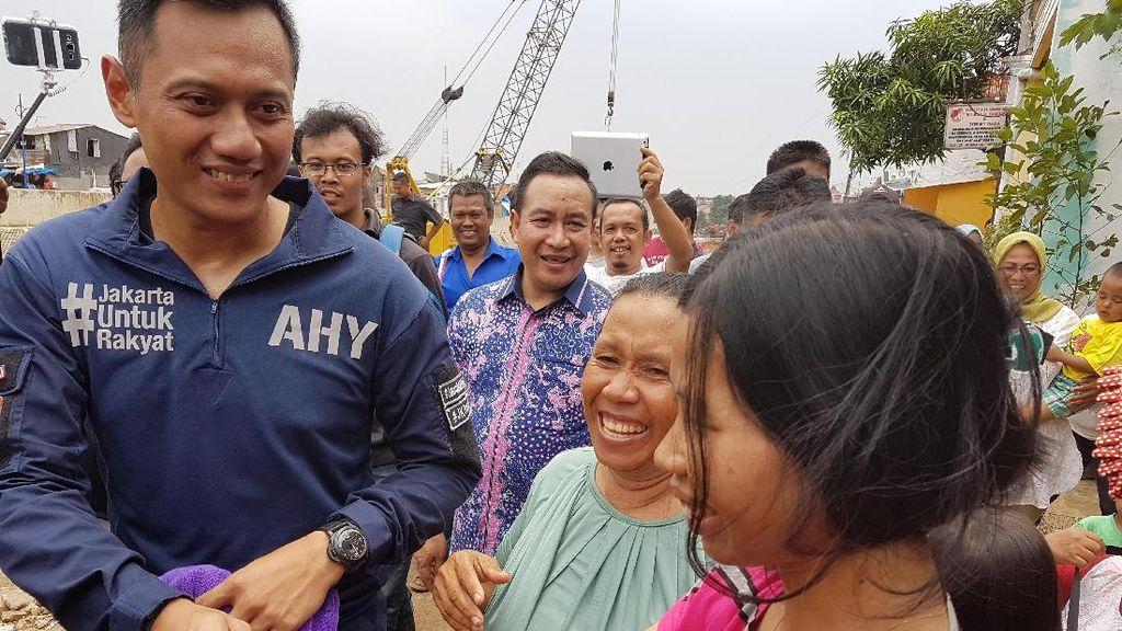 Ahok Beli Mobil Bekas, Agus Yudhoyono Solidkan Timses untuk Kampanye