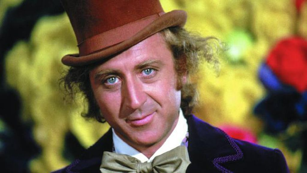 Produser Harry Potter Garap Prekuel Willy Wonka