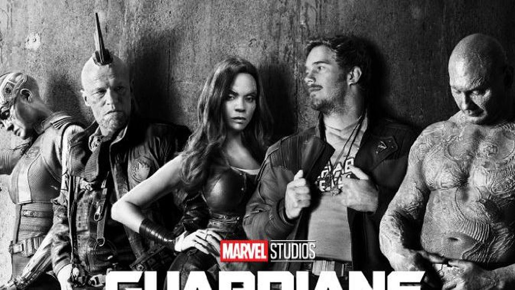 Marvel Rilis Poster dan Sneak Peek Guardians of the Galaxy Vol. 2