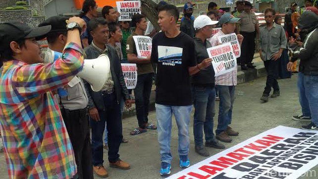 Warga Tuntut Mal Berdiri di Lahan Pemkot Malang Dikembalikan Fungsinya